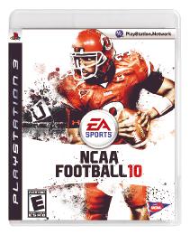NCAA Football 10 per PlayStation 3