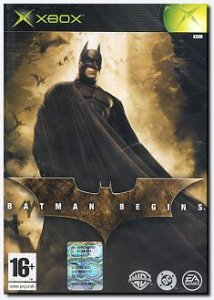 Batman Begins per Xbox