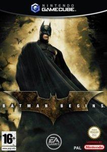 Batman Begins per GameCube