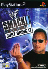 WWF Smackdown! Just Bring It per PlayStation 2