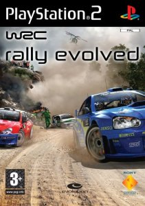WRC: Rally Evolved per PlayStation 2