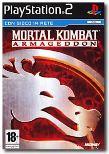 Mortal Kombat: Armageddon per PlayStation 2