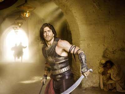 Il primo scatto del film di Prince of Persia