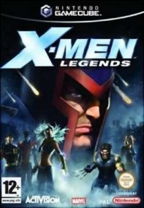 X-Men Legends per GameCube