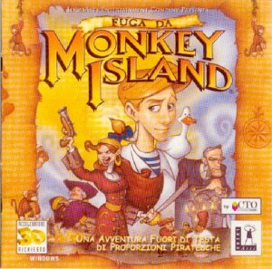 Fuga Da Monkey Island per PC Windows