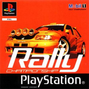 Mobil 1 Rally Championship per PlayStation