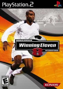 Winning Eleven 8 per PlayStation 2