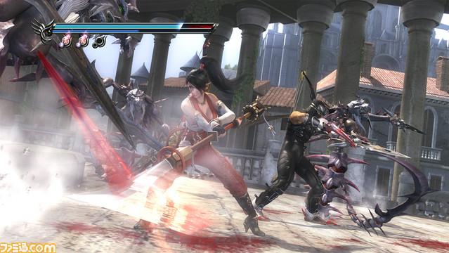 Il gameplay di Ninja Gaiden Sigma 2 in video
