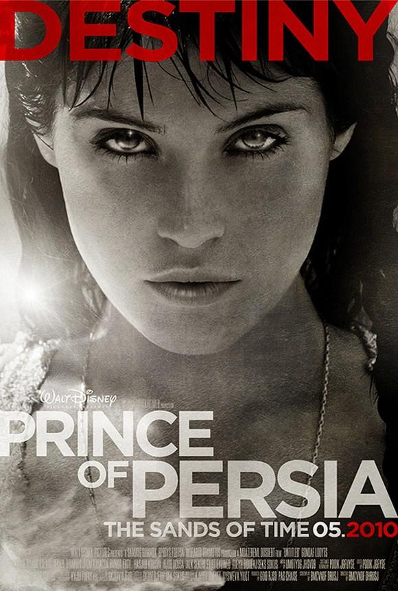 I manifesti del film di Prince of Persia