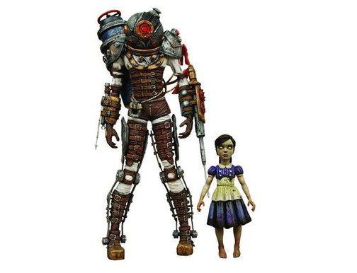 Una Big Sister in miniatura per Bioshock 2