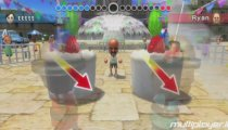 Wii Sports Resort - Chanbara e Bowling Gameplay