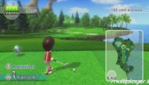 Wii Sports Resort - Ciclismo e Golf Gameplay