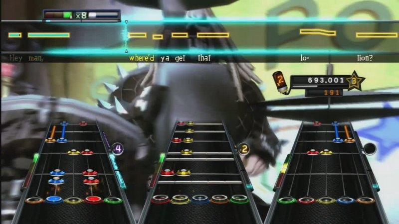 Shirley Manson parla di Guitar Hero 5