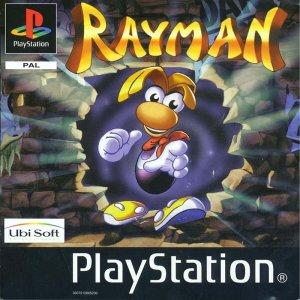 Rayman per PlayStation