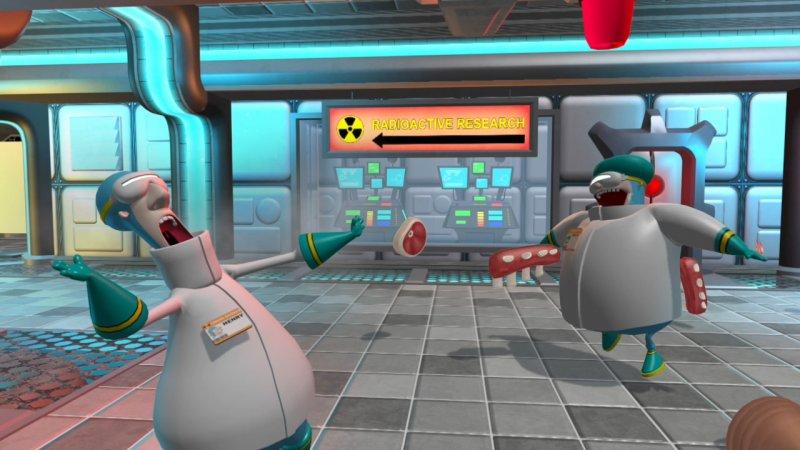 Splosion Man è disponibile gratuitamente per gli utenti Xbox Live Gold