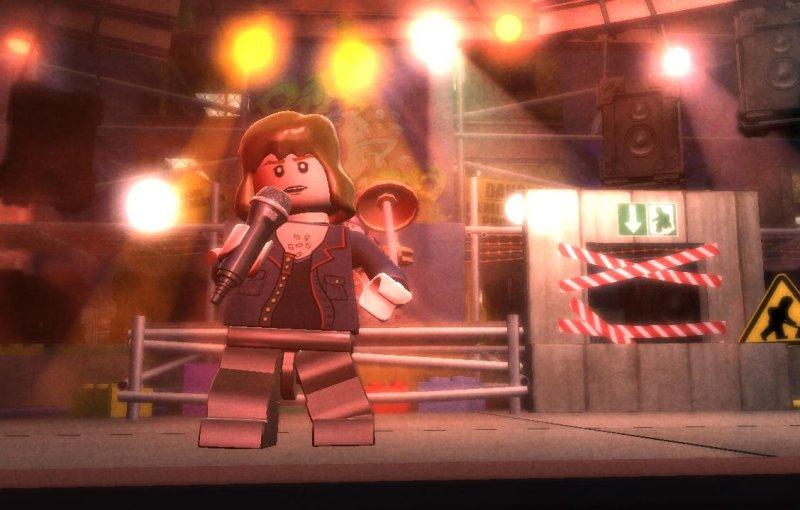 5 nuove canzoni per Lego Rock Band