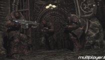 Gears of War 2: Dark Corners - Brumak Gameplay
