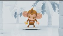 Super Monkey Ball Step & Roll - Trailer di presentazione