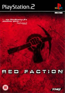 Red Faction per PlayStation 2