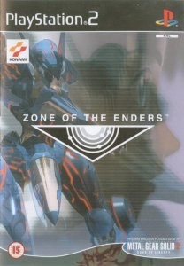 Zone Of the Enders per PlayStation 2