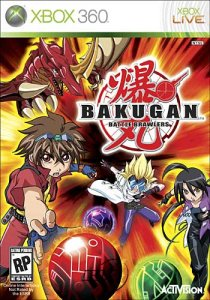 Bakugan: Battle Brawlers per Xbox 360