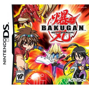 Bakugan: Battle Brawlers per Nintendo DS