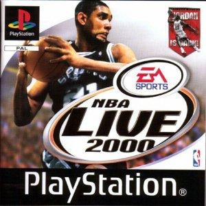 NBA Live 2000 per PlayStation