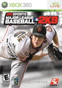 Major League Baseball 2K9 per Xbox 360