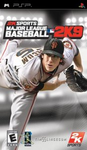 Major League Baseball 2K9 per PlayStation Portable