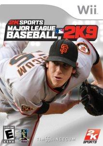 Major League Baseball 2K9 per Nintendo Wii