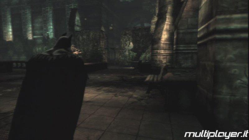 I gadget di Batman in un video di Arkham Asylum