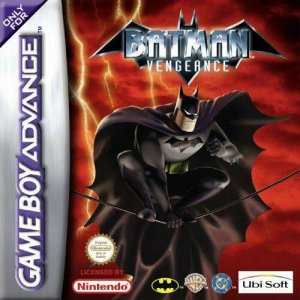 Batman Vengeance per Game Boy Advance