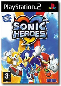 Sonic Heroes per PlayStation 2