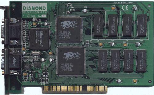 Retro Hardware - 3dfx Voodoo Graphics chipset