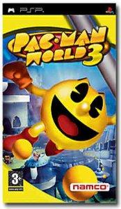 Pac-Man World 3 per PlayStation Portable