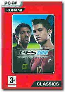 Pro Evolution Soccer 2008 per PC Windows