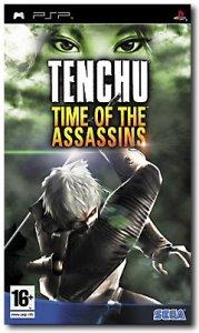 Tenchu: Time of the Assassin (Tenchu: Shinobi Taizen) per PlayStation Portable