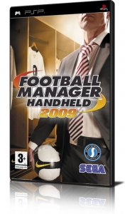 Football Manager Handheld 2009 per PlayStation Portable