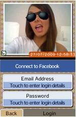 Facebook arriva su DSi, ma solo per caricare le foto