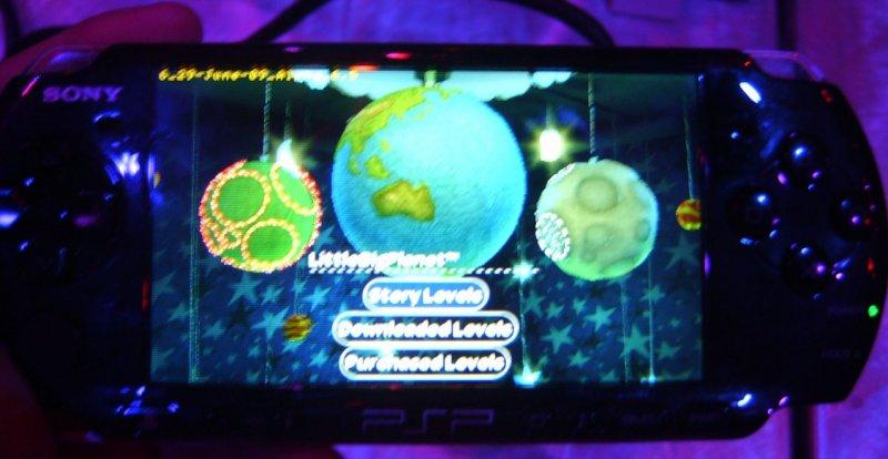 Livelli acquistabili per LittleBigPlanet su PSP