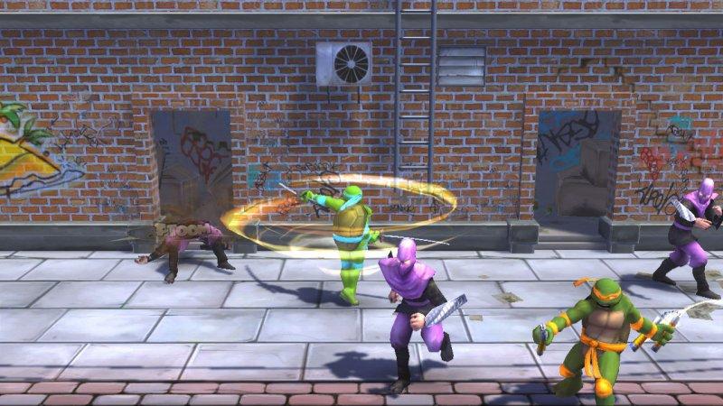 Il turno delle Tartarughe Ninja su Xbox Live Arcade
