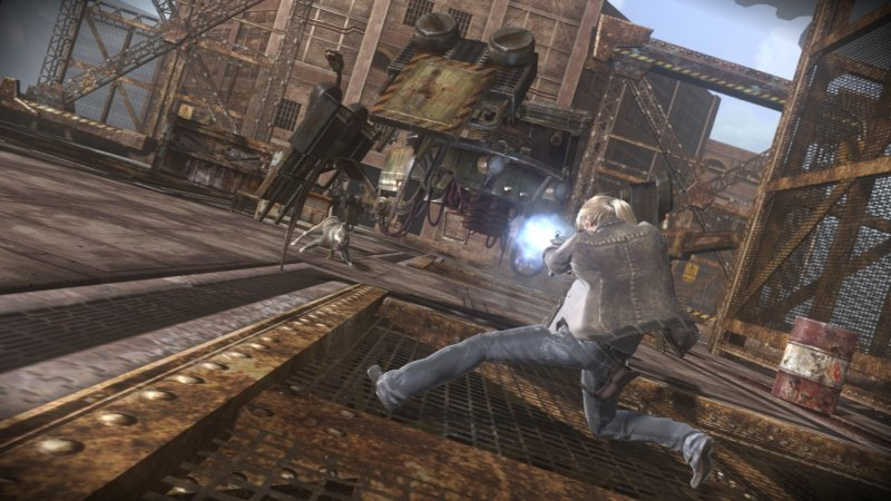 Ancora sul gameplay di Resonance of Fate
