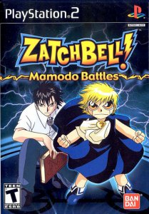 Zatch Bell! Mamodo Battles per PlayStation 2