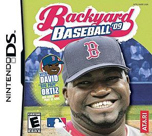 Backyard Baseball 2009  per Nintendo DS