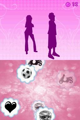 Storie d'amore sul DS