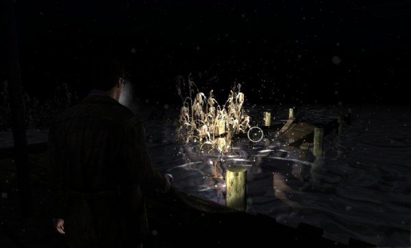 Nuove immagini ingame per Shattered Memories