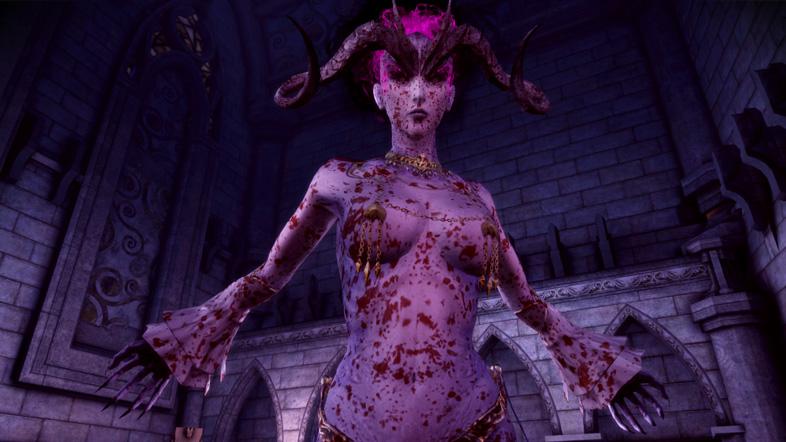 Carrie pioggia di sangue? No, Dragon Age Origins