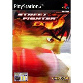Street Fighter Ex 3 per PlayStation 2