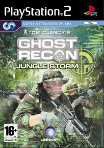 Ghost Recon: Jungle Storm per PlayStation 2