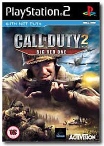 Call of Duty 2: Big Red One per PlayStation 2